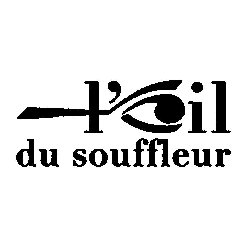 Oeil du souffleur - Éditions et cie - Logo