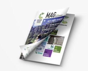 Charte graphique - OT Couserans Pyrénées - Mag